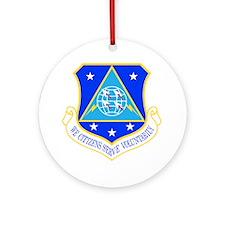 180th Ornament (Round)