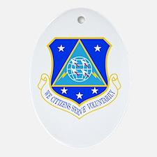 180th Oval Ornament