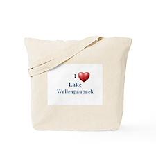 Lake Wallenpaupack Tote Bag