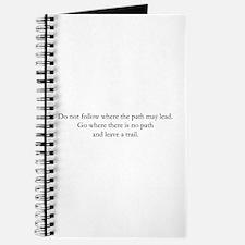 If you do not change directio Journal
