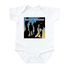 Secret Admirer Infant Bodysuit