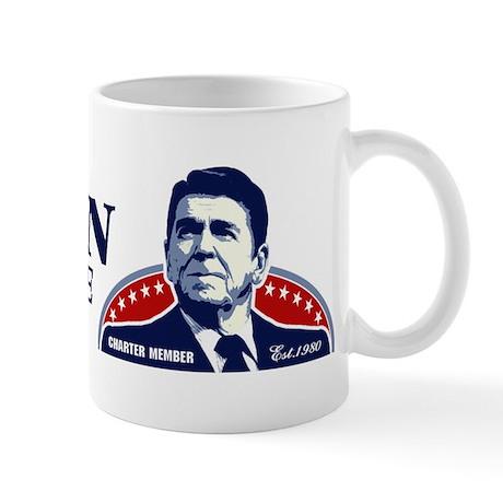 Reagan Resistance Mug