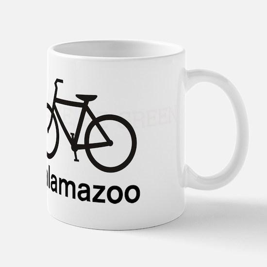 Bike Kalamazoo Mug