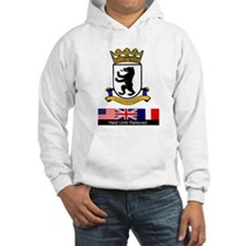 Cold War Berlin Jumper Hoody
