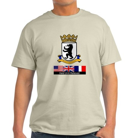 Cold War Berlin Light T-Shirt