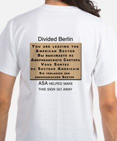 Cold War Berlin Shirt