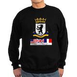 Berlin cold war Sweatshirt (dark)