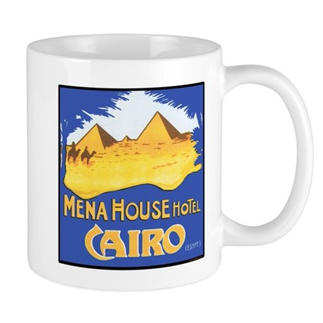 Egyptian Design Mug