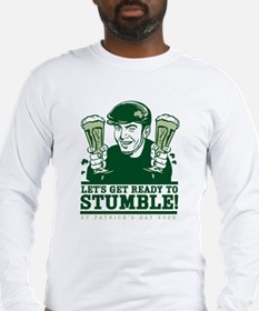 Ready To Stumble! Long Sleeve T-Shirt