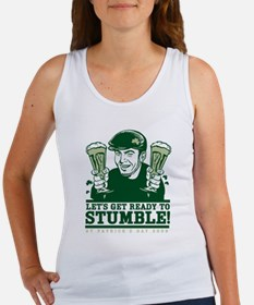 Ready To Stumble! Women's Tank Top