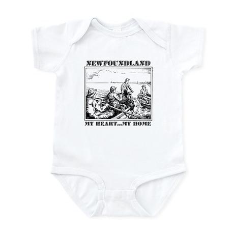 My Heart...My Home Infant Bodysuit
