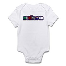 MexiKorean Infant Bodysuit