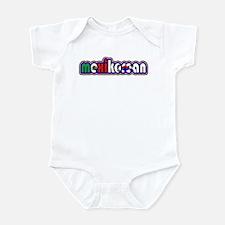 MexiKorean Infant Bodysuit