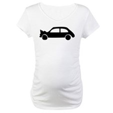 black crash car Shirt
