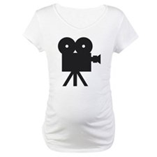 black cine camera hollywood Shirt