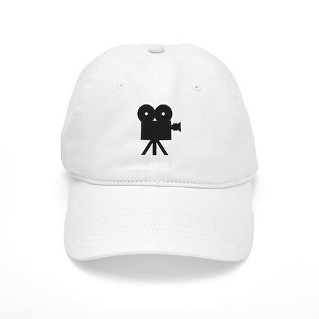black cine camera hollywood Cap