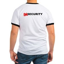 Insecurity Security Dude