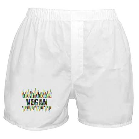 Colorful Vegan Boxer Shorts