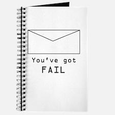 Youve Got Fail Journal