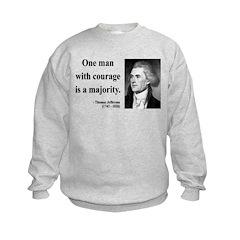Thomas Jefferson 5 Sweatshirt