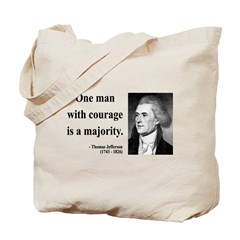 Thomas Jefferson 5 Tote Bag