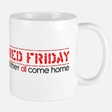 Red Friday [Labeled] Mug