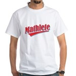 Mathlete White T-Shirt