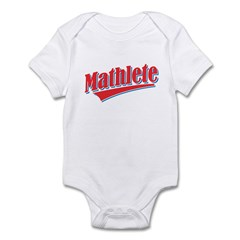 Mathlete Infant Bodysuit