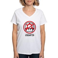 I Don't Wanna Grow Up Shirt