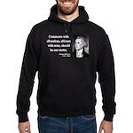 Thomas Jefferson 10 Hoodie (dark)