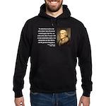 Thomas Jefferson 14 Hoodie (dark)