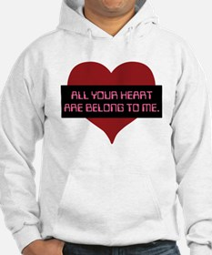 All Your Heart Hoodie