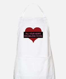 All Your Heart BBQ Apron