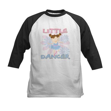 Little Dancer Kids Baseball Jersey