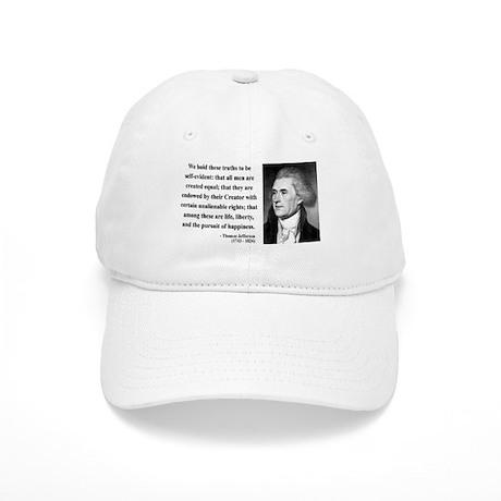 Thomas Jefferson 14 Cap