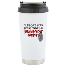 Crime Lab - Leave Your Travel Mug