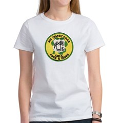 NYTPD Pipes & Drums Women's T-Shirt