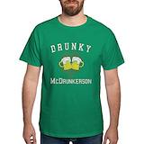Funny st patricks day Dark T-Shirt