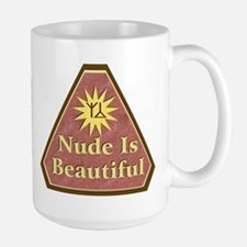 Beautiful Sym - Large Mug