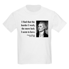 Thomas Jefferson 21 T-Shirt