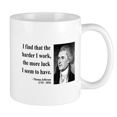 Thomas Jefferson 21 Mug