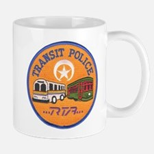 NOLA Transit Police Mug