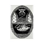 Thumbelina Rectangle Magnet (100 pack)
