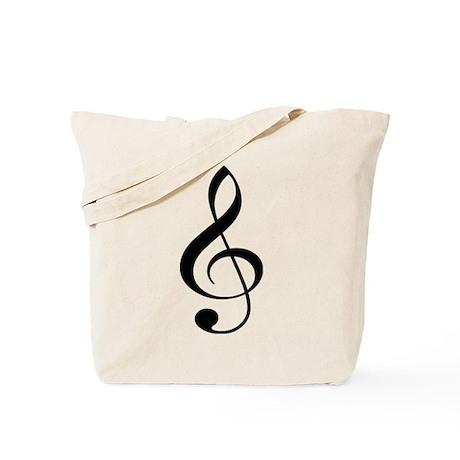 Musicality Tote Bag