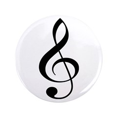 """Musicality 3.5"""" Button"""