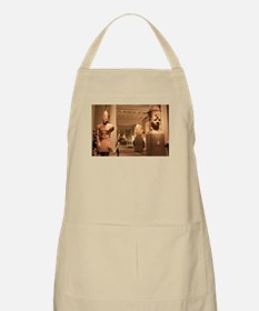 British Museum, London BBQ Apron