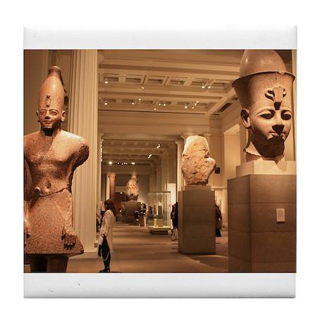 British Museum, London Tile Coaster