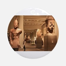 British Museum, London Ornament (Round)