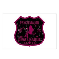Psych Major Diva League Postcards (Package of 8)
