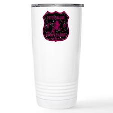 Psych Major Diva League Travel Coffee Mug